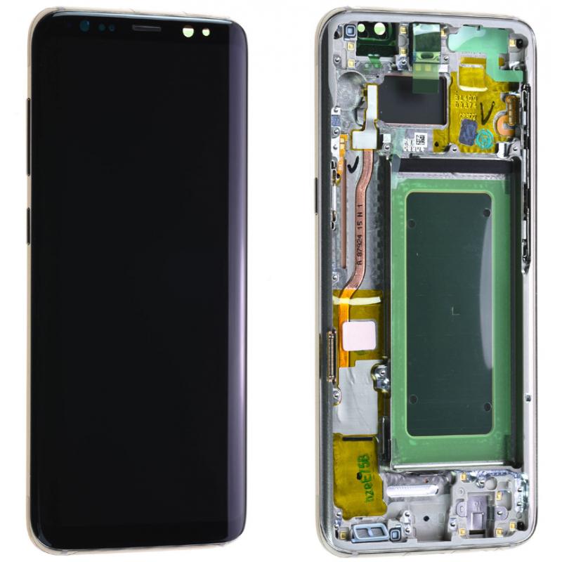 Ecran Complet Samsung Galaxy S8 (G950F) Or