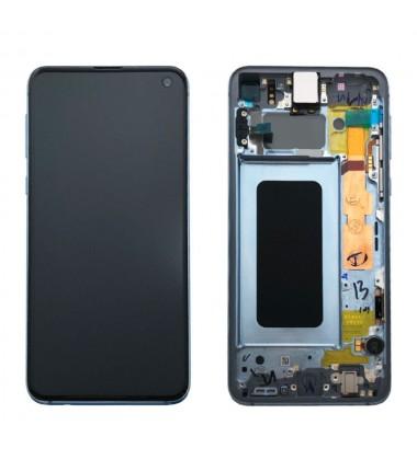 Ecran Complet Samsung Galaxy S10e (G970F) Bleu
