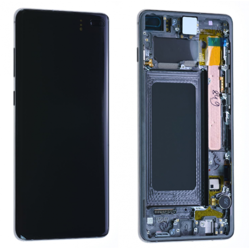 Ecran Samsung Galaxy S10+ (G975F) Noir