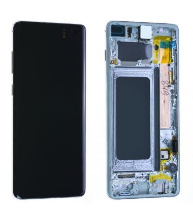 Ecran Samsung Galaxy S10+ (G975F) Blanc