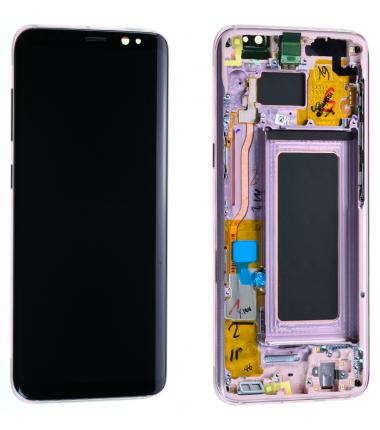 Ecran Complet Samsung Galaxy S8 (G950F) Rose
