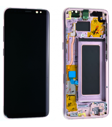 Ecran Samsung Galaxy S8 (G950F) Rose
