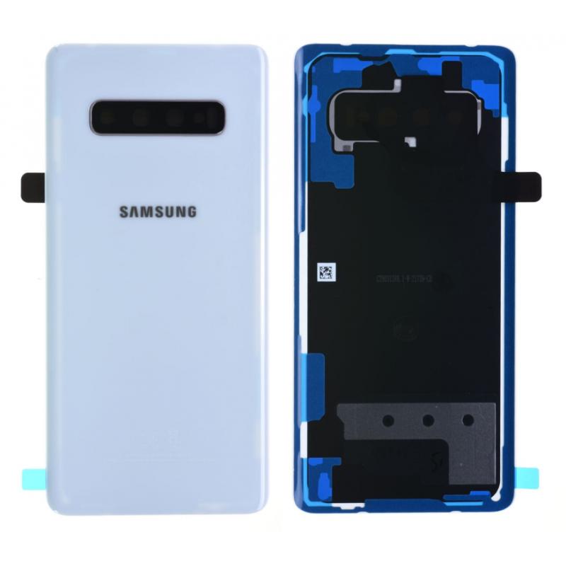 Face arrière Samsung Galaxy S10+ (G975F) Blanc