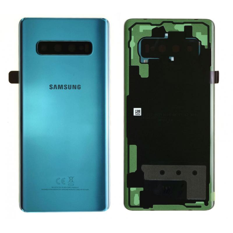 Face arrière Samsung Galaxy S10+ (G975F) Vert