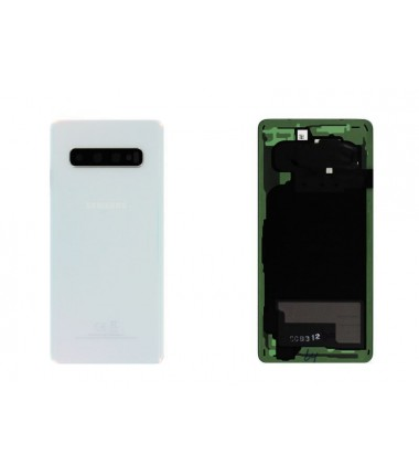 Face arrière Samsung Galaxy S10 (G973F) Blanc