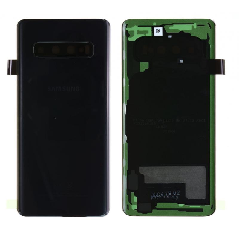Face arrière Samsung Galaxy S10 (G973F) Noir