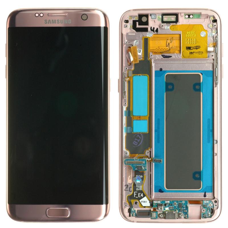 Ecran Samsung Galaxy S7 Edge (G935F) Or