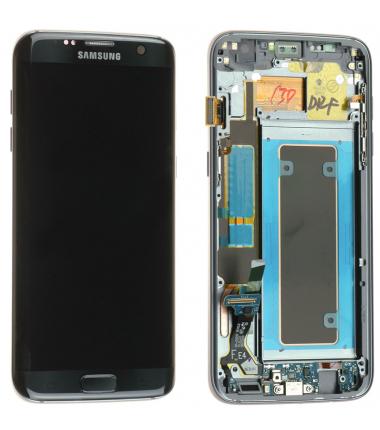 Ecran Samsung Galaxy S7 Edge (G935F) Noir