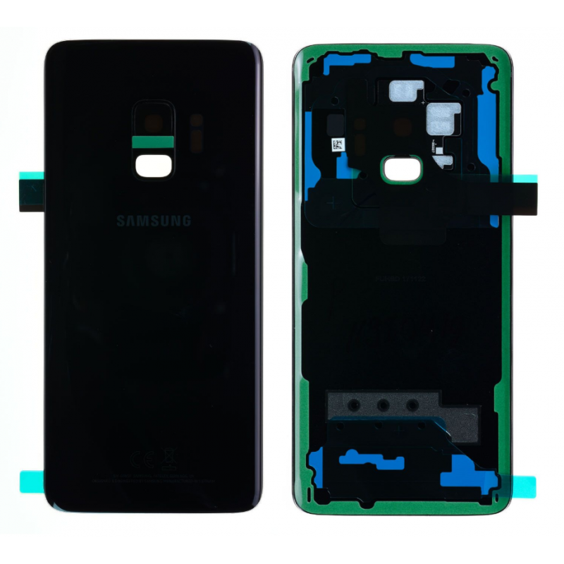 Face arrière Samsung Galaxy S9 (G960F) Noir