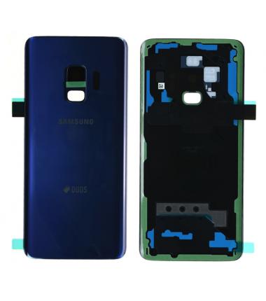 Face arrière Samsung Galaxy S9 (G960F) Bleu (Duos)
