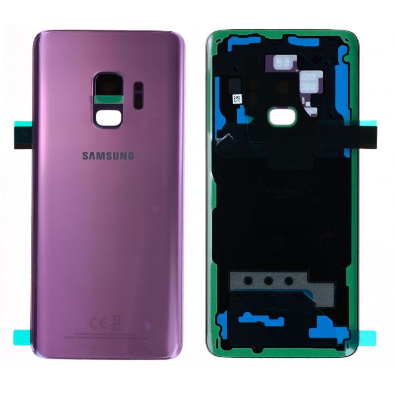 Face arrière Samsung Galaxy S9 (G960F) Violet