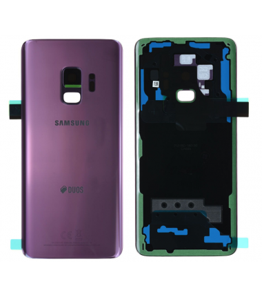 Face arrière Samsung Galaxy S9 (G960F) Violet (Duos)