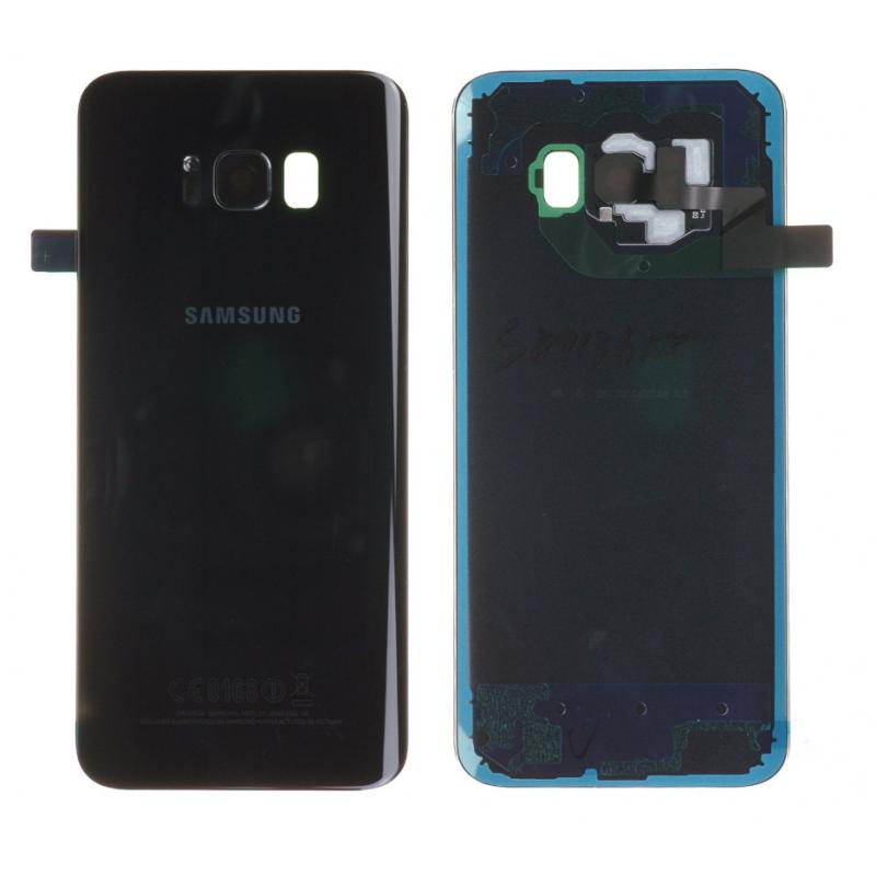 Face arrière Samsung Galaxy S8+ (G955F) Noir