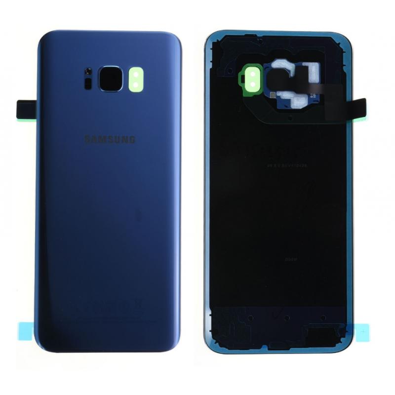 Face arrière Samsung Galaxy S8+ (G955F) Bleu