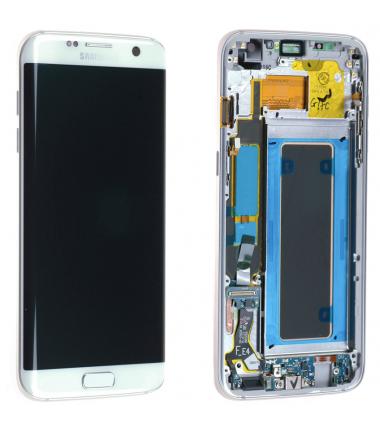 Ecran Samsung Galaxy S7 Edge (G935F) Blanc