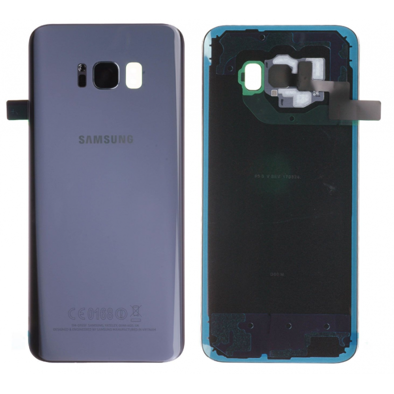 Face arrière Samsung Galaxy S8+ (G955F) Violet