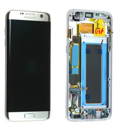 Ecran Samsung Galaxy S7 Edge (G935F) Argent