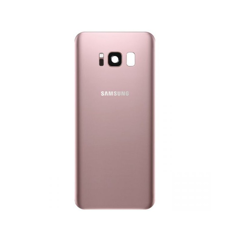 Face arrière Samsung Galaxy S8 (G950F) Rose