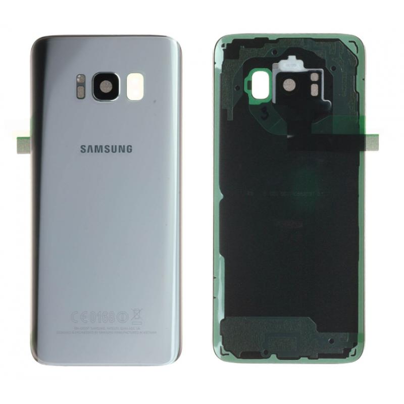 Face arrière Samsung Galaxy S8 (G950F) Argent