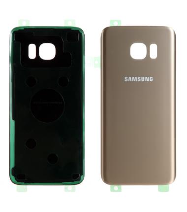 Face arrière Samsung Galaxy S7 Edge (G935F) Or