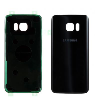 Face arrière Samsung Galaxy S7 Edge (G935F) Noir
