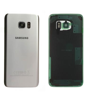 Face arrière Samsung Galaxy S7 Edge (G935F) Argent