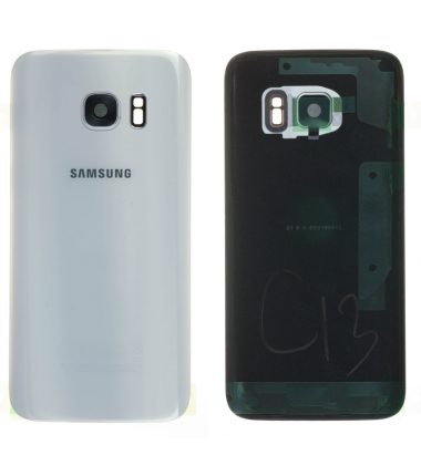 Face arrière Samsung Galaxy S7 (G930F) Blanc