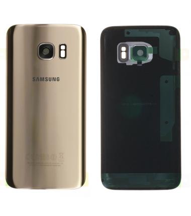 Face arrière Samsung Galaxy S7 (G930F) Or