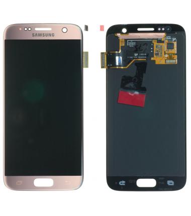 Ecran Samsung Galaxy S7 (G930F) Rose