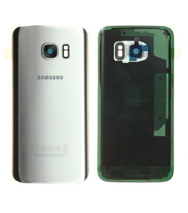 Face arrière Samsung Galaxy S7 (G930F) Argent