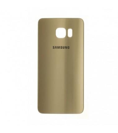 Face arrière Samsung Galaxy S6 Edge (G925F) Or