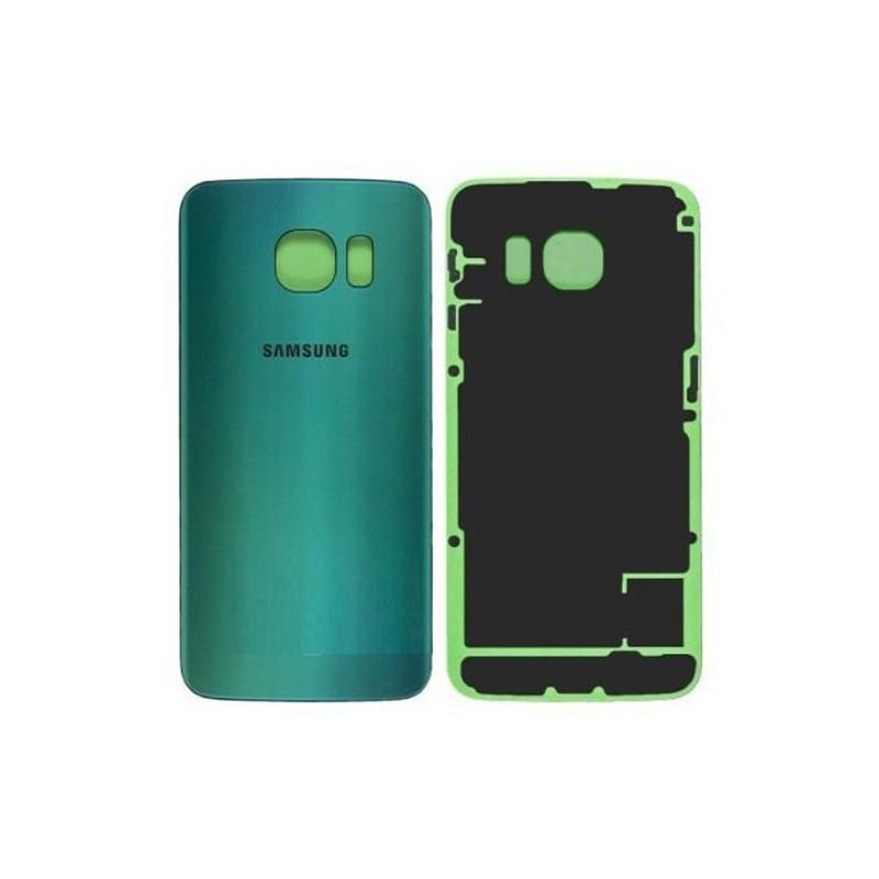 Face arrière Samsung Galaxy S6 Edge (G925F) Vert
