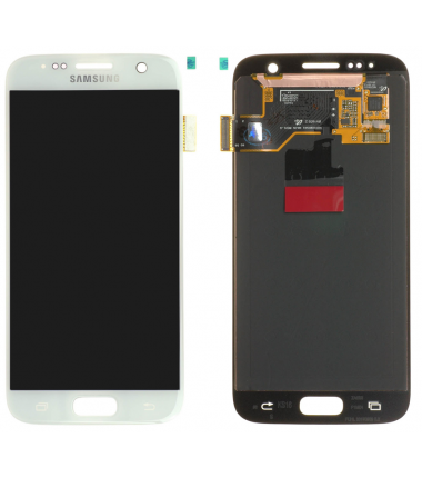 Ecran Samsung Galaxy S7 (G930F) Blanc