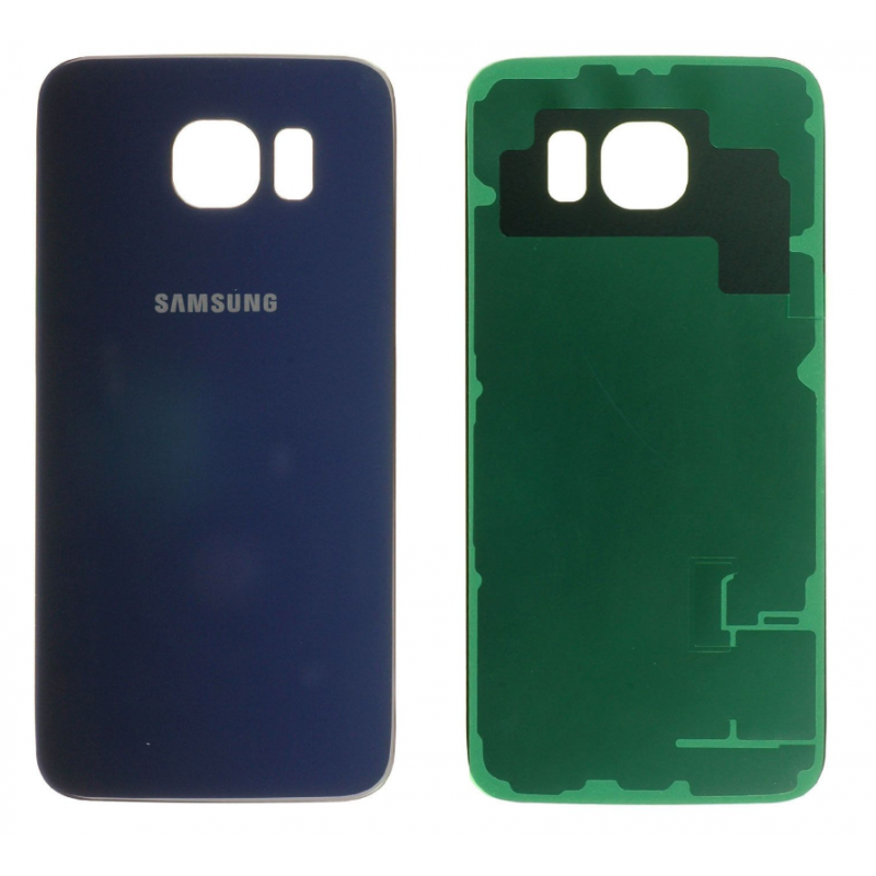 Face arrière Samsung Galaxy S6 (G920F) Noir
