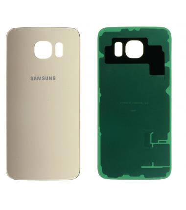 Face arrière Samsung Galaxy S6 (G920F) Or