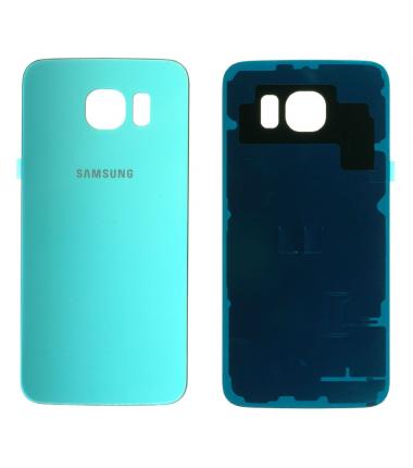 Face arrière Samsung Galaxy S6 (G920F) Bleu