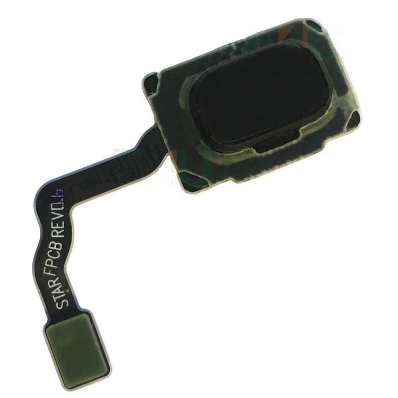 Lecteur d'empreintes Samsung Galaxy S9/S9+ (G960/G965F) Noir