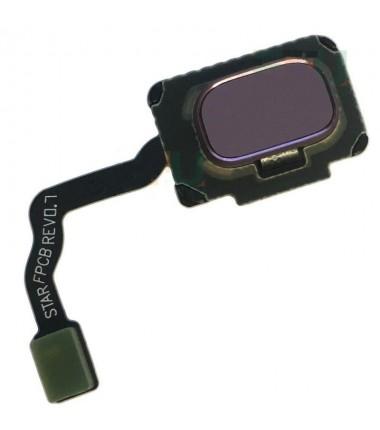 Lecteur d'empreintes Samsung Galaxy S9/S9+ (G960/G965F) Violet
