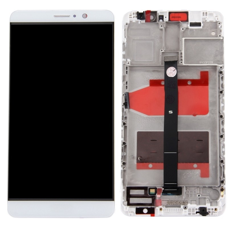 Ecran complet pour Huawei Mate 9 Blanc