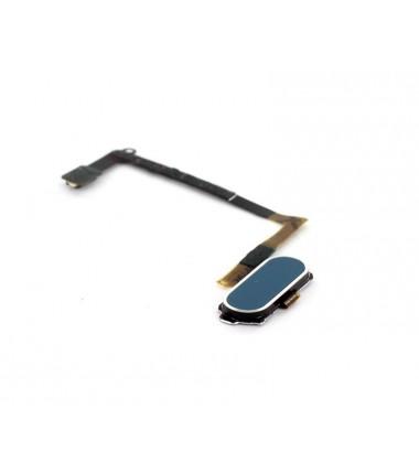 Bouton Home pour Samsung Galaxy S6 (G920F) Bleu