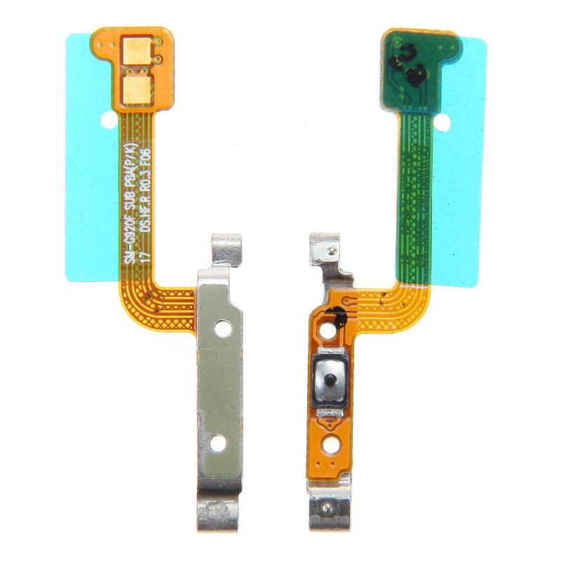 Nappe Power pour Samsung Galaxy S6 (G920F)
