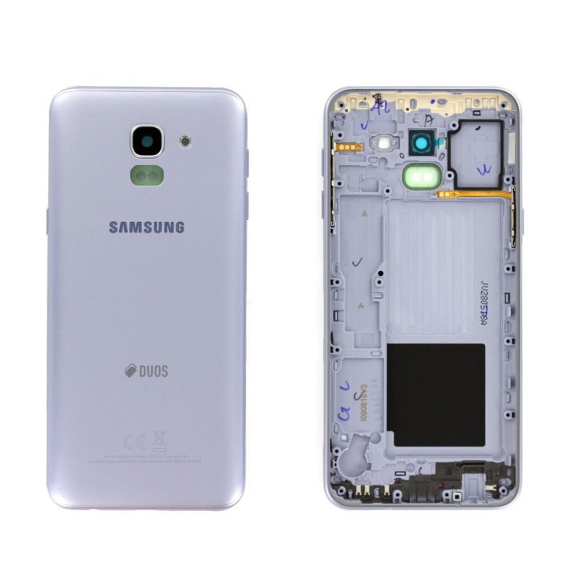 Face arrière Samsung Galaxy J6 2018 (J600F) Violet
