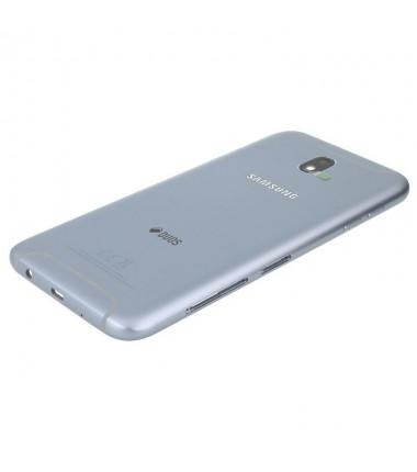 Face arrière Samsung Galaxy J7 2017 (J730F) Bleu Silver