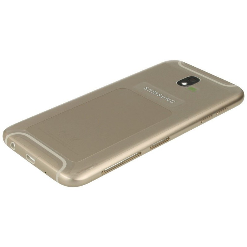 Face arrière Samsung Galaxy J5 2017 (J530F) Or
