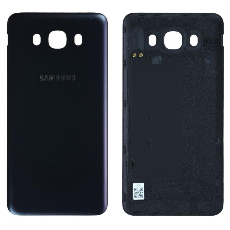 Face arrière Samsung Galaxy J7 2016 (J710F) Noir
