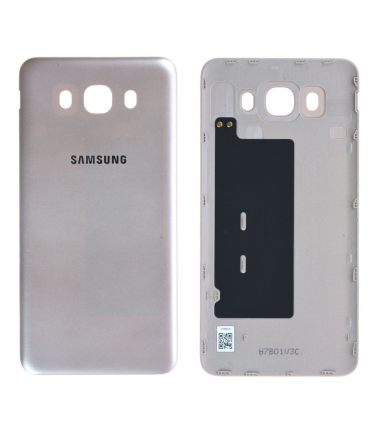 Face arrière Samsung Galaxy J7 2016 (J710F) Or