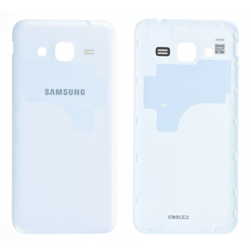 Face arrière Samsung Galaxy J3 2016 (J320F) Blanc