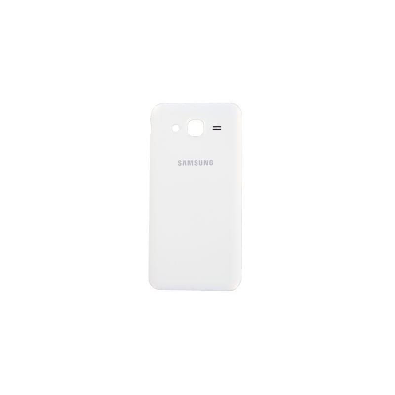 Face arrière Samsung Galaxy J5 (J500F) Blanc