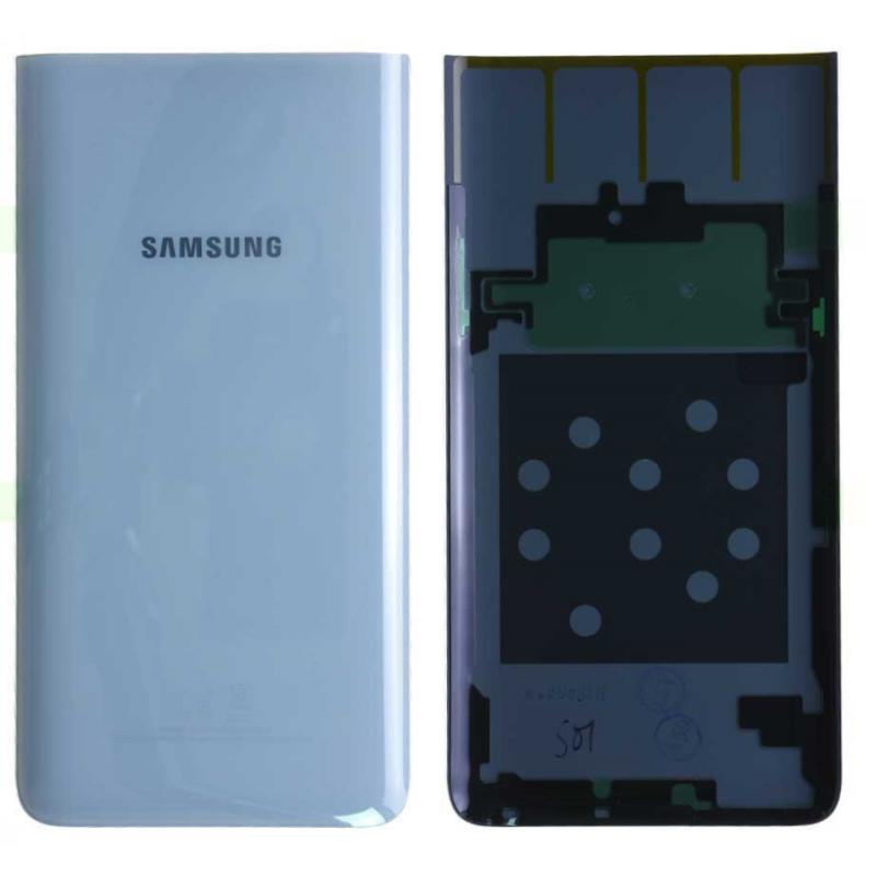 Face arrière Samsung Galaxy A80 (A805F) Argent