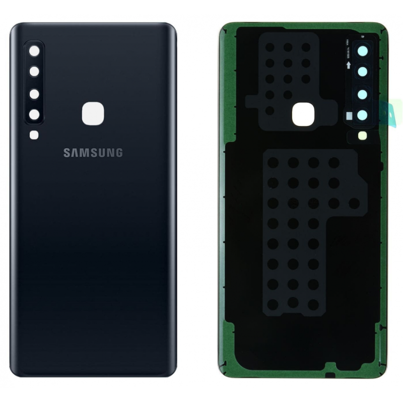 Face arrière Samsung Galaxy A9 2018 (A920F) Noir
